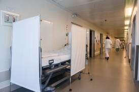Ahus-leder: – Influensa-sesongen kan gå hardt ut over sykehuskapasiteten
