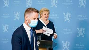 Smitten slippes fri i Norge mens svenskene stanses på grensen: Nabotrøbbel for Erna