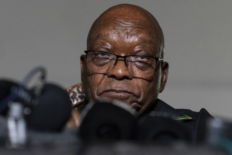 Tidligere president i Sør-Afrika, Jacob Zuma