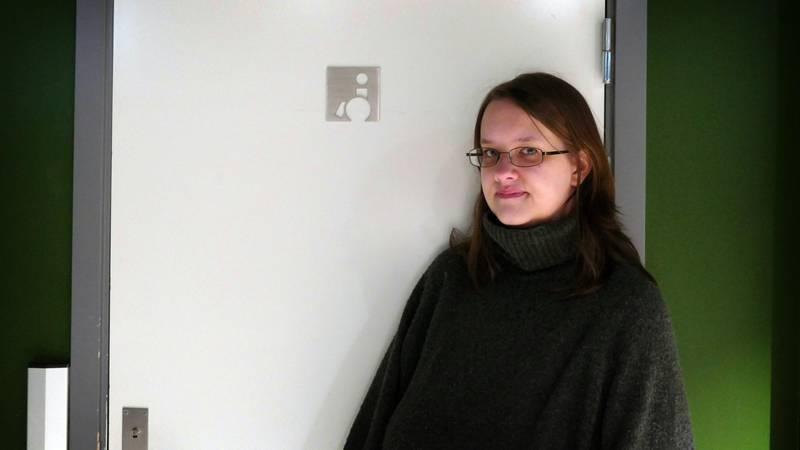 Elisabeth (31) har ble møtt med stygge kommentarer da hun benyttet seg av et handikaptoalett i fjor.