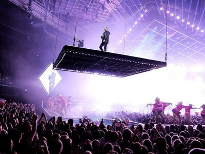 Karpe slår alle rekorder med ti konserter i Oslo Spektrum