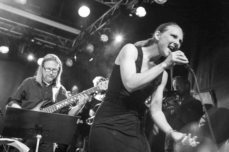 Torun Eriksens store kveld med Ensemble Denada.