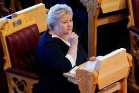 Høyres parlamentariske ledertrio klar