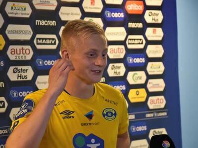 Flere spillere er på vei inn til Oslo-klubbene på Deadline Day – dette skjer med Oscar Aga