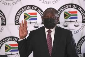 Sør-Afrikas president forklarte seg om korrupsjonskultur