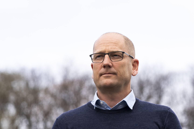 Utdanningsforbundets leiar Steffen Handal bruker sterke ord om situasjonen i skolane. Foto: Terje Pedersen / NTB / NPK