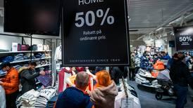 Nordmenn trakk kortet mer enn ni millioner ganger på Black Friday