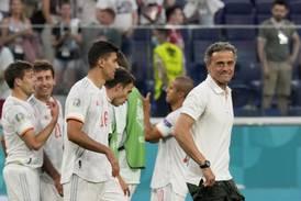 Forrige gang Enrique møtte Italia brakk han nesa – nå vil han gi italienerne en nesestyver i retur