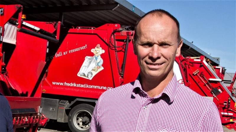 – Med tanke på miljøet er planen i prøveprosjektet å teste ut bruk av papirposer, forteller renovasjonssjef André Svendsen om den nye ordningen med innsamling av matavfall.