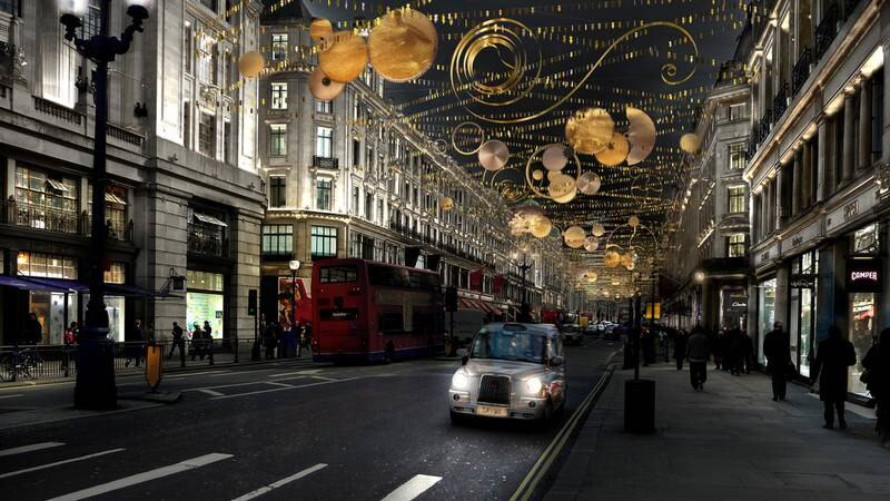 I år kan du gjøre et julekupp til London! Det britiske pundet er rimeligerere enn på lenge, og i tillegg får du superbillige flybilletter. FOTO: VISIT LONDON