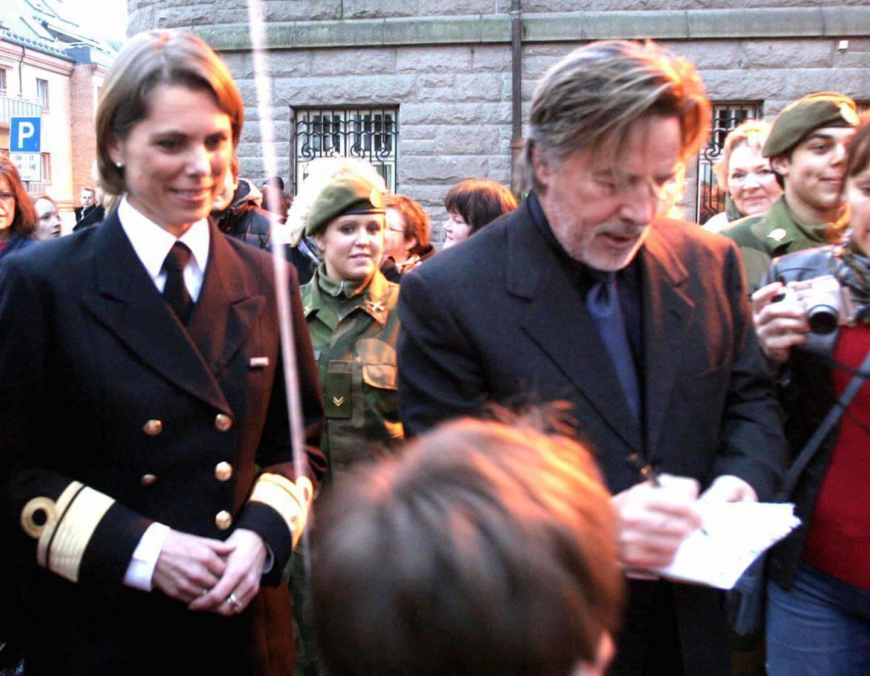 Lange Flate II premiere Don Johnsen