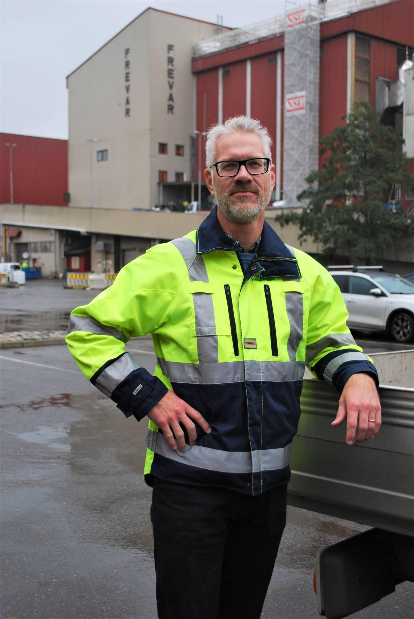 Fredrik Hellstrøm