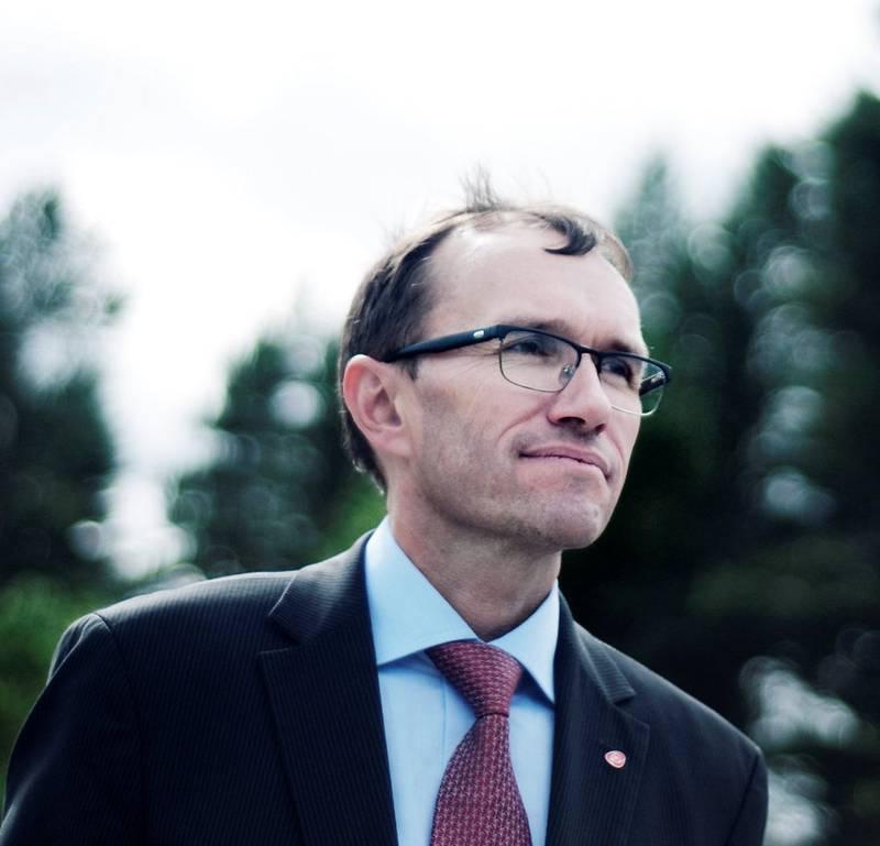 Espen Barth Eide har både vært utenriksminister og forsvarsminister for Arbeiderpartiet.