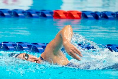 Paralympics-medaljen glapp for Sarah Louise Rung