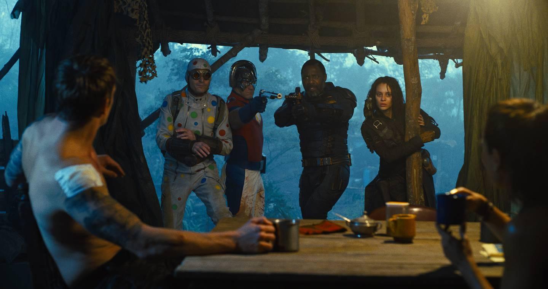 «The Suicide Squad» et entusiastisk overskuddsprosjekt.