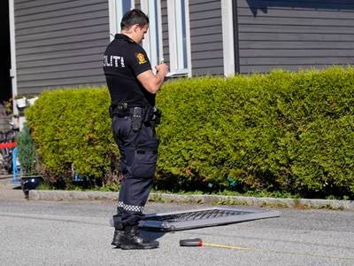 Tre barnehagebarn påkjørt i Haugesund – trolig ikke livstruende skadd