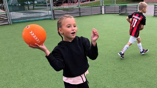 Håndballforbundet inn i Fredrikstad-skolers gymtimer
