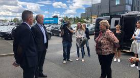 Erna Solberg i Moss for å høre om satsing på lærlinger