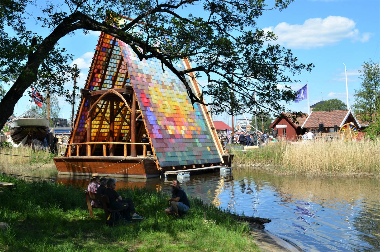 Håpets katedral, Isegran, Fredrikstad