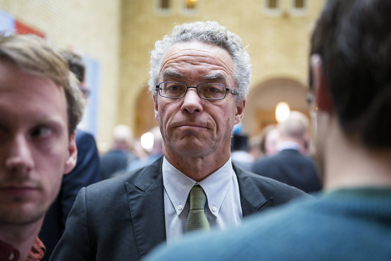 Rasmus Hansson har tidligere sittet på Stortinget for MDG. I år vil han på tinget igjen, denne gangen som andrekandidat i Oslo. MDG er avhengige av et svært godt valg i hovedstaden for å klare å løfte seg over sperregrensa nasjonalt.