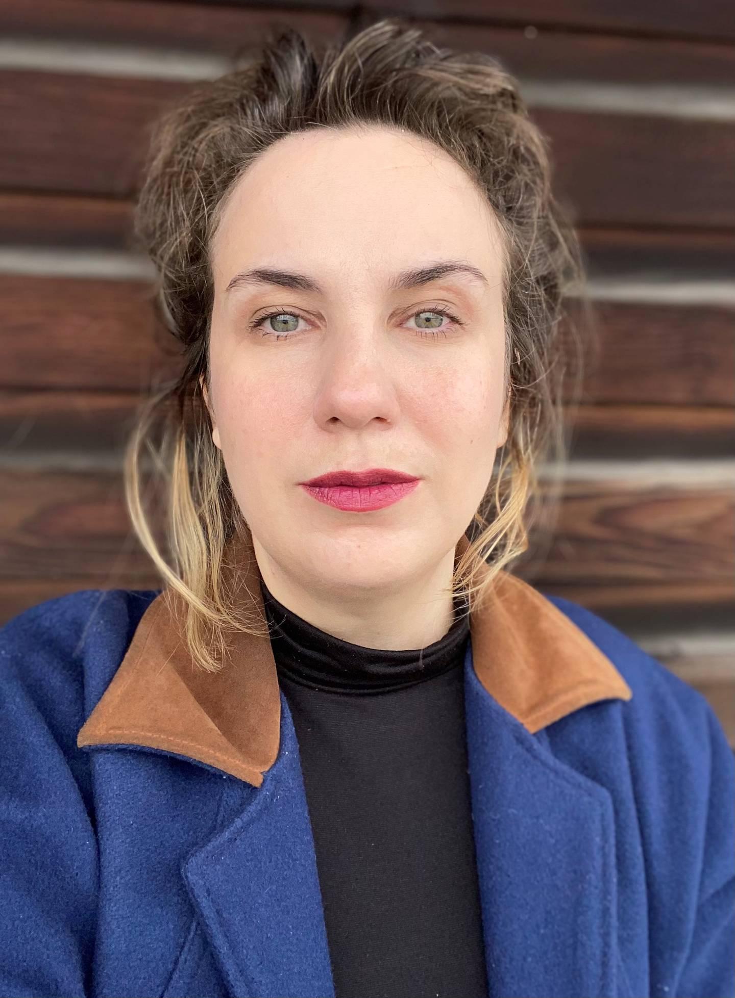 Birgitte er nyretransplantert sosiolog og funkisaktivist.