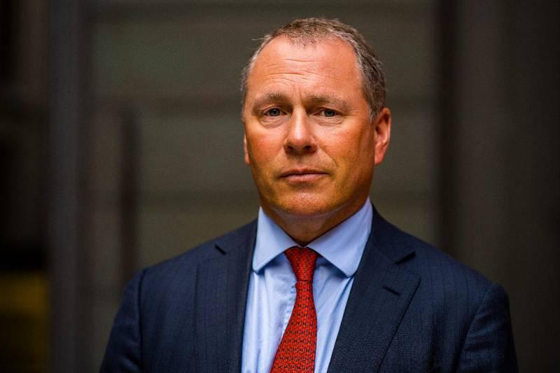 Nicolai Tangen er nyansatt daglig leder i Norges Bank Investment Management.