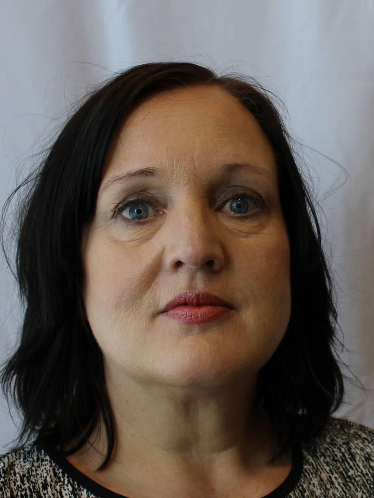 Leder av Utdanningsforbundet i Oslo, Aina  Skjefstad Andersen.