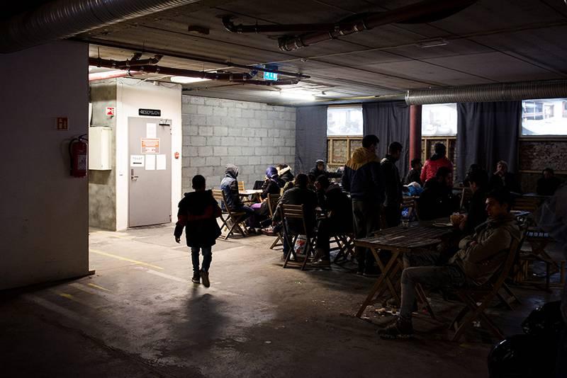 UDI-fagsjef ønsker at kapitalister melder seg på og oppretter asylmottak. FOTO: FRØYDIS FALCH URBYE
