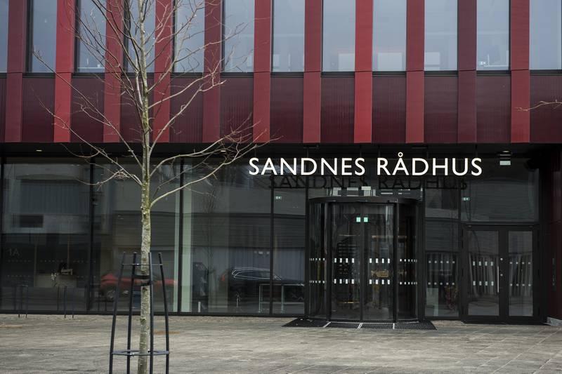 Sandnes Rådhus