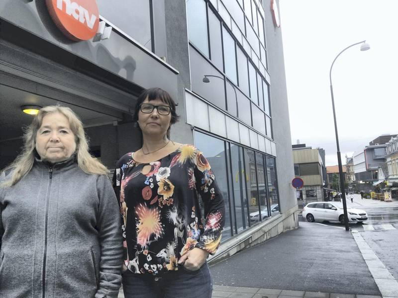 Da NAV oppdaget at venner hadde hjulpet Jorun Olsen med penger til livsopphold - mens NAV selv sviktet - fikk den ressurssvake 62-åringen umiddelbart tappet kontoen for 25.681 kroner. Beate Flaen Skogly i «Velferdsviteren» har bistått Olsen i kampen mot NAV.