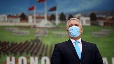 Colombia mener attentatforsøk mot president ble planlagt fra Venezuela