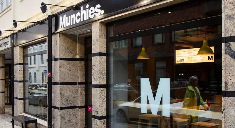 Nå har de åpnet sin tredje filial, Munchies Solli.