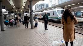 Togtrafikken i gang igjen etter stans mellom Oslo S og Kolbotn