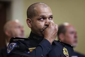Politimann fryktet for livet under stormingen av Kongressen