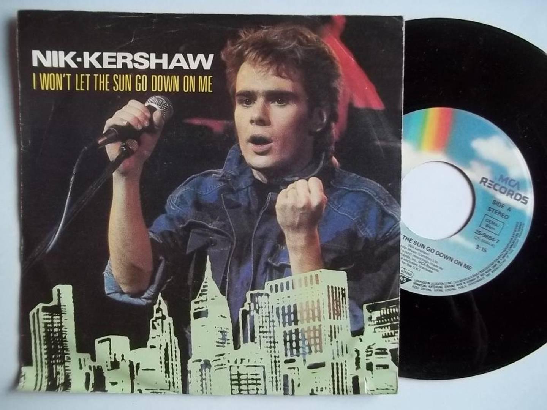 Nik Kershaws hit fra 1983 heter «I Won't Let the Sun Go Down On Me», og handler, kanskje noe overraskende, ikke om været.