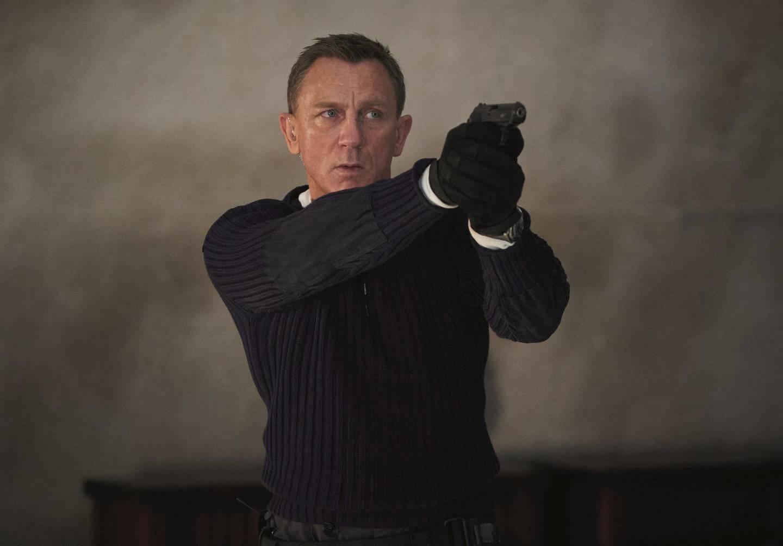 Utsettelsen av den 25. James Bond-filmen, med Daniel Craig, ble det første store tegnet på kinobransjens koronapanikk. Foto: SF Studios/MGM