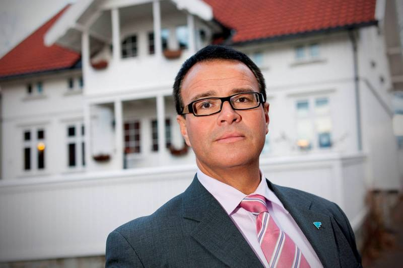 Fagdirektør Thomas Bartholdsen i Forbrukerrådet. FOTO: KJELL HÅKON LARSEN