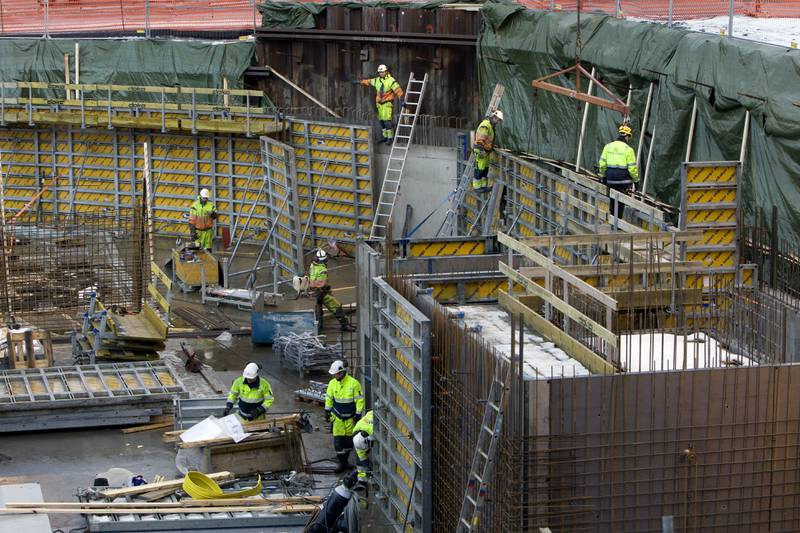Byggebransjen er helt avhengig av utenlandsk arbeidskraft