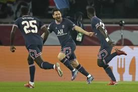 Endelig scoret Messi – avgjorde med praktscoring da PSG stoppet City