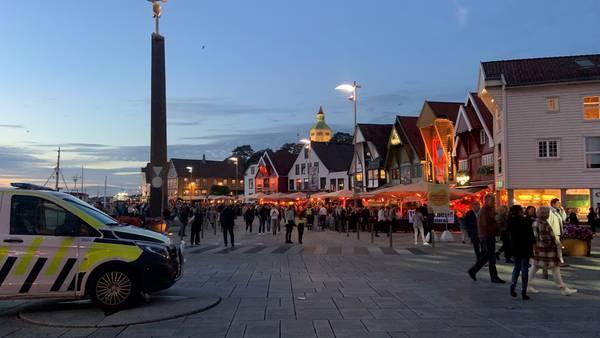 Politiet: - Stavanger stod for nesten halvparten av oppdragene