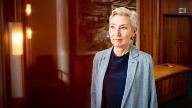 Peggy Hessen Følsvik: – Det har aldri vært noe mål for meg å bli LO-leder