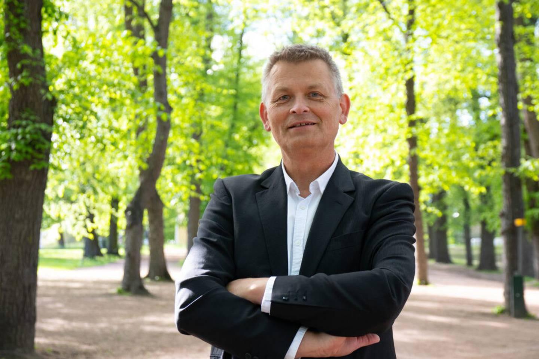 Kjell Erland Grønbeck (KrF).