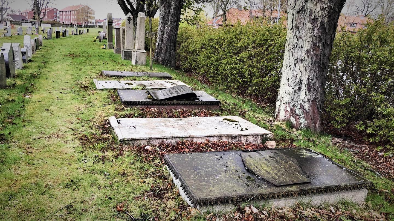 Gamlebyen kirkegård