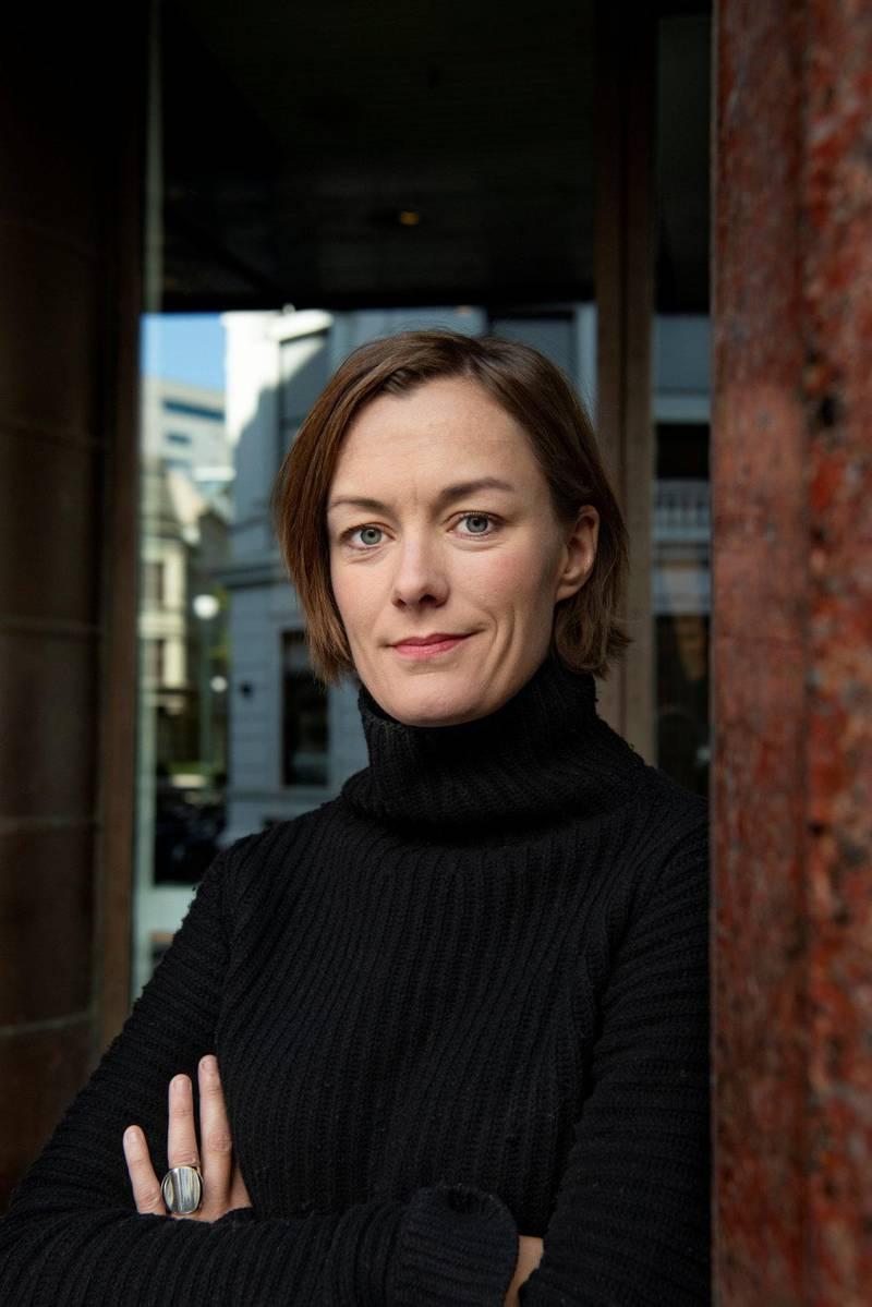 Aps Anette Trettebergstuen.                                                                                          Foto: Mimsy Møller