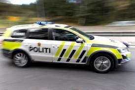 Tre biler i kjedekollisjon på E39 motorveien