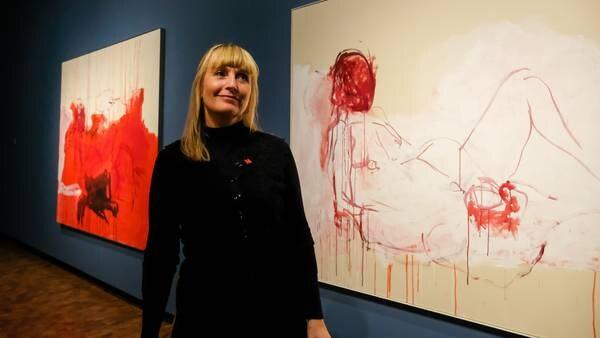 Hun åpner Munch med drømmeprosjektet