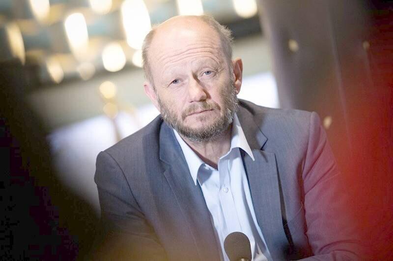 Stein Lier Hansen. FOTO: AUDUN BRAASTAD/NTB SCANPIX