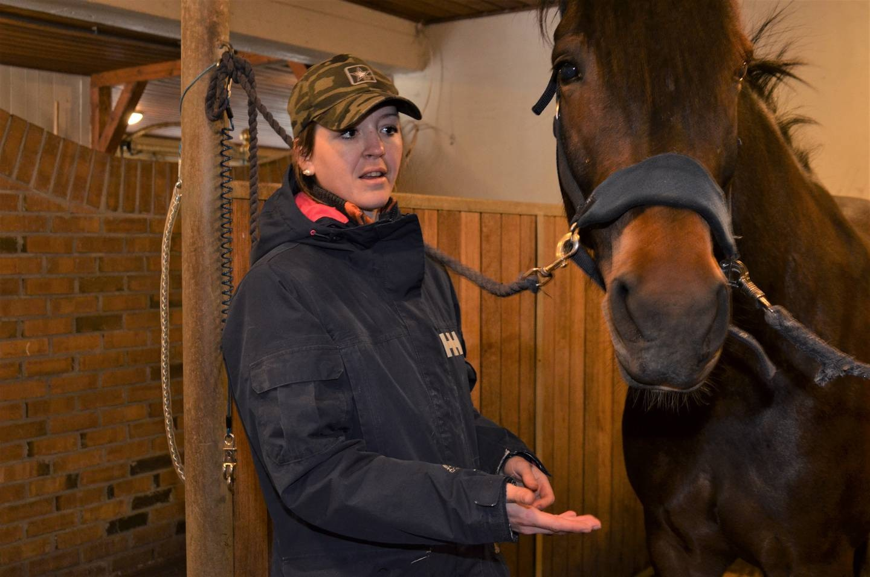I sju år har Silje Grønberg (25) vært rusmisbruker. – For tre år siden solgte jeg hesten min og misbruket skjøt fart. På den tiden trodde jeg aldri at hest igjen skulle bli en del av min hverdag, forteller hun.