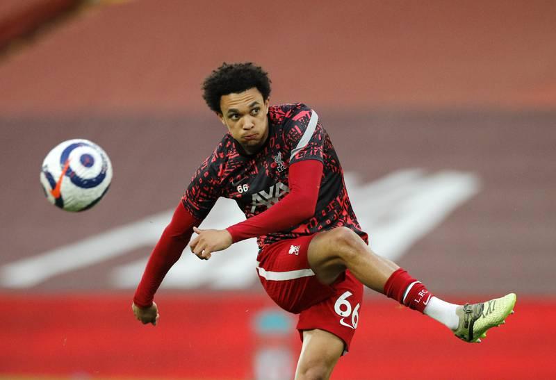 Trent Alexander-Arnold blir Liverpool-spiller til sommeren 2025. Foto: Phil Noble / AP / NTB