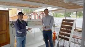 DS «Hvaler» seiler igjen i høst: Kaster loss etter 28 års renovering